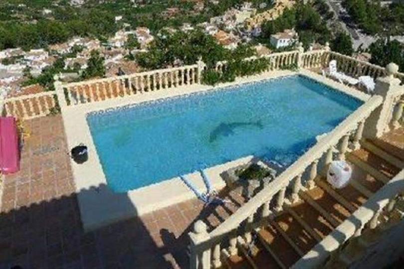Pedreguer,Alicante,España,3 Bedrooms Bedrooms,2 BathroomsBathrooms,Chalets,17393