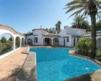 El Rafol d'Almunia,Alicante,España,6 Bedrooms Bedrooms,3 BathroomsBathrooms,Chalets,17394