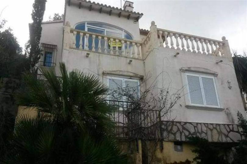 Dénia,Alicante,España,3 Bedrooms Bedrooms,2 BathroomsBathrooms,Chalets,17396