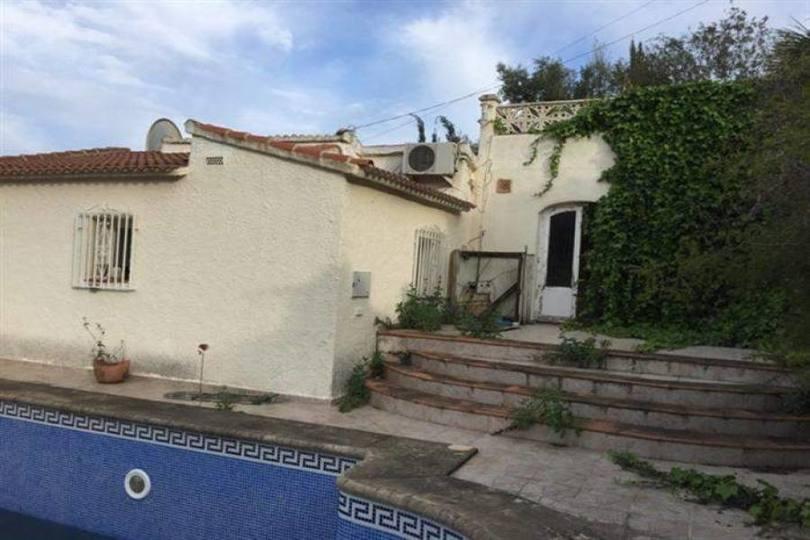 Pedreguer,Alicante,España,2 Bedrooms Bedrooms,1 BañoBathrooms,Chalets,17397