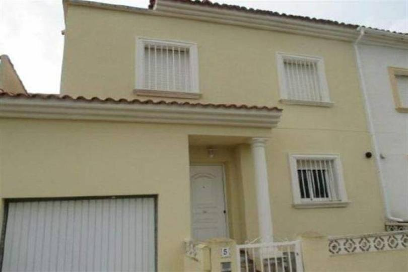 Dénia,Alicante,España,3 Bedrooms Bedrooms,2 BathroomsBathrooms,Chalets,17398