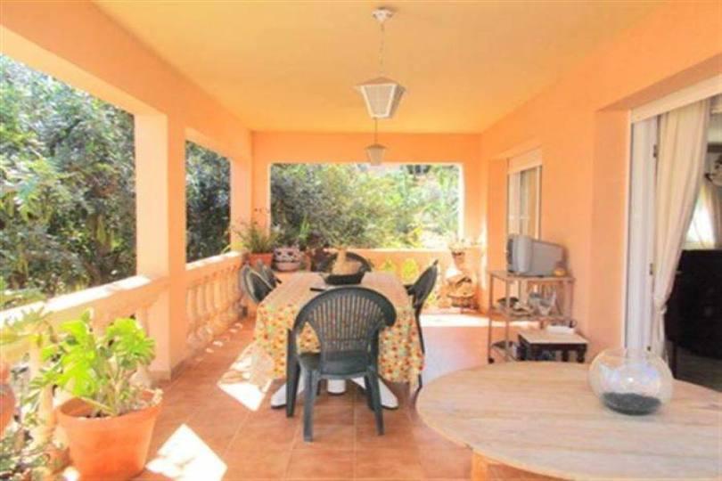 Dénia,Alicante,España,4 Bedrooms Bedrooms,3 BathroomsBathrooms,Chalets,17413