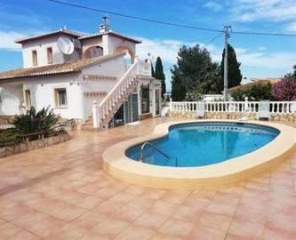 Dénia, Alicante, España, 3 Bedrooms Bedrooms, ,5 BathroomsBathrooms,Chalets,Venta,17419