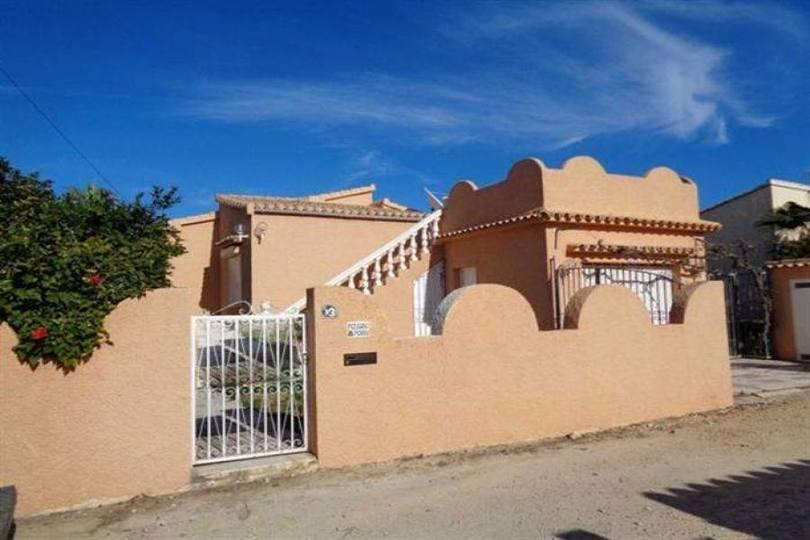 Dénia,Alicante,España,2 Bedrooms Bedrooms,2 BathroomsBathrooms,Chalets,17423