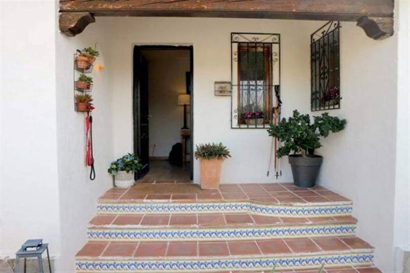 Javea-Xabia,Alicante,España,4 Bedrooms Bedrooms,3 BathroomsBathrooms,Chalets,17424