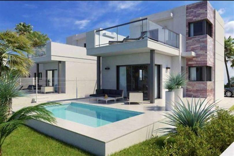Dénia,Alicante,España,3 Bedrooms Bedrooms,3 BathroomsBathrooms,Chalets,17427
