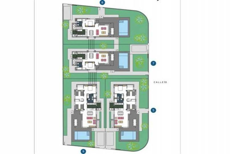 Dénia,Alicante,España,3 Bedrooms Bedrooms,3 BathroomsBathrooms,Chalets,17429