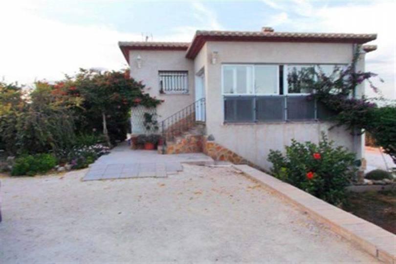 Pedreguer,Alicante,España,3 Bedrooms Bedrooms,2 BathroomsBathrooms,Chalets,17432