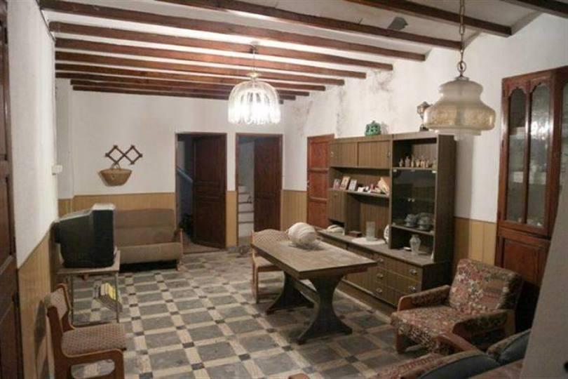 Dénia,Alicante,España,3 Bedrooms Bedrooms,1 BañoBathrooms,Chalets,17435