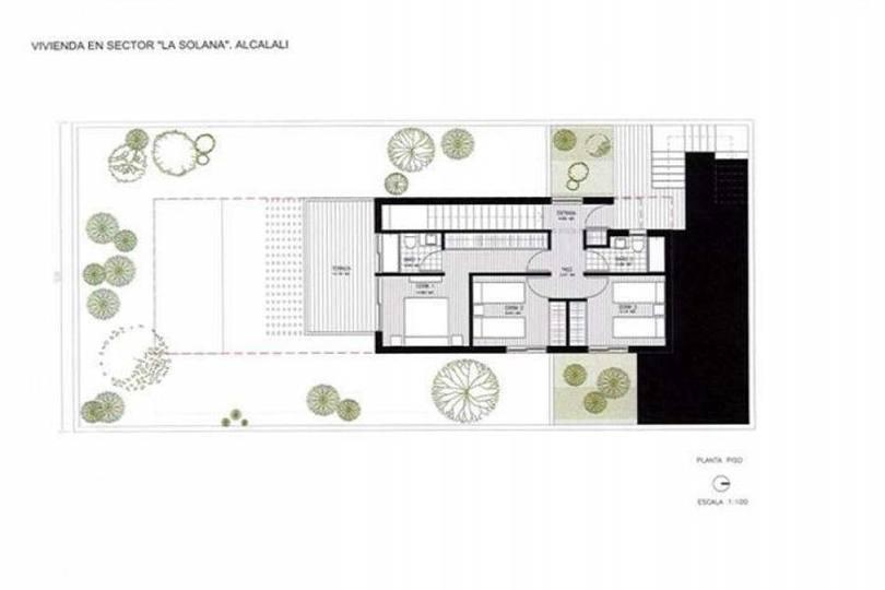 Alcalalí,Alicante,España,3 Bedrooms Bedrooms,3 BathroomsBathrooms,Chalets,17440