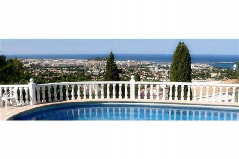 Dénia,Alicante,España,8 Bedrooms Bedrooms,9 BathroomsBathrooms,Chalets,17442