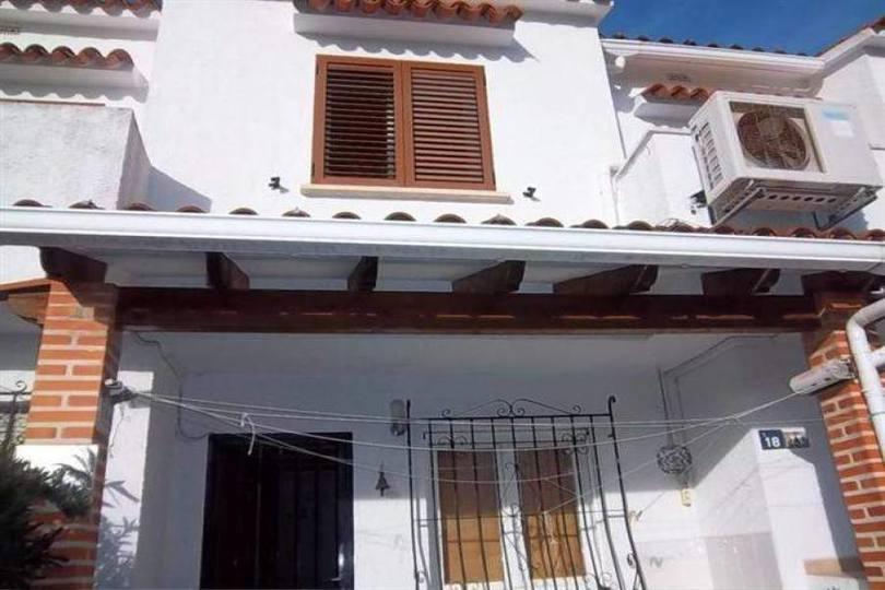 Dénia,Alicante,España,2 Bedrooms Bedrooms,2 BathroomsBathrooms,Chalets,17447