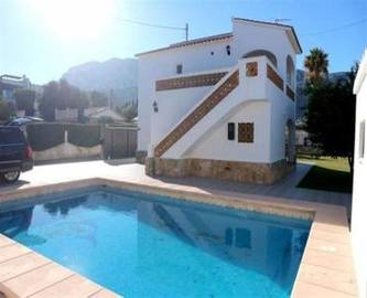 Dénia,Alicante,España,4 Bedrooms Bedrooms,2 BathroomsBathrooms,Chalets,17449