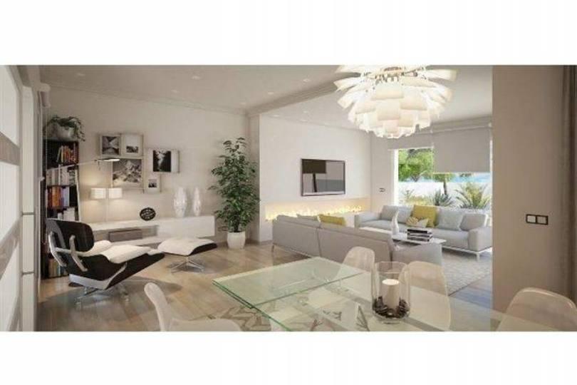 Dénia,Alicante,España,3 Bedrooms Bedrooms,4 BathroomsBathrooms,Chalets,17452