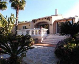 Dénia,Alicante,España,3 Bedrooms Bedrooms,2 BathroomsBathrooms,Chalets,17466