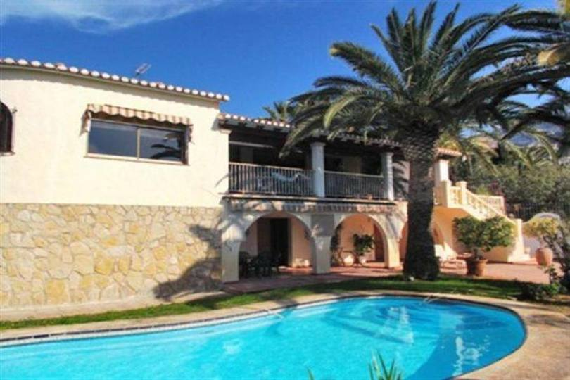 Dénia,Alicante,España,7 Bedrooms Bedrooms,5 BathroomsBathrooms,Chalets,17468
