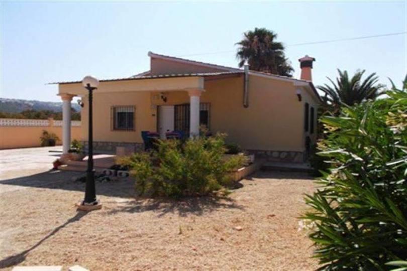 Dénia,Alicante,España,3 Bedrooms Bedrooms,1 BañoBathrooms,Chalets,17487