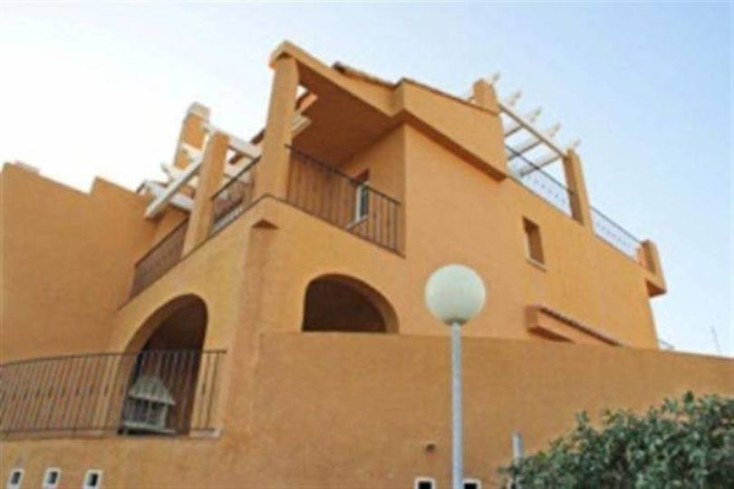 Sanet y Negrals,Alicante,España,3 Bedrooms Bedrooms,3 BathroomsBathrooms,Chalets,17495