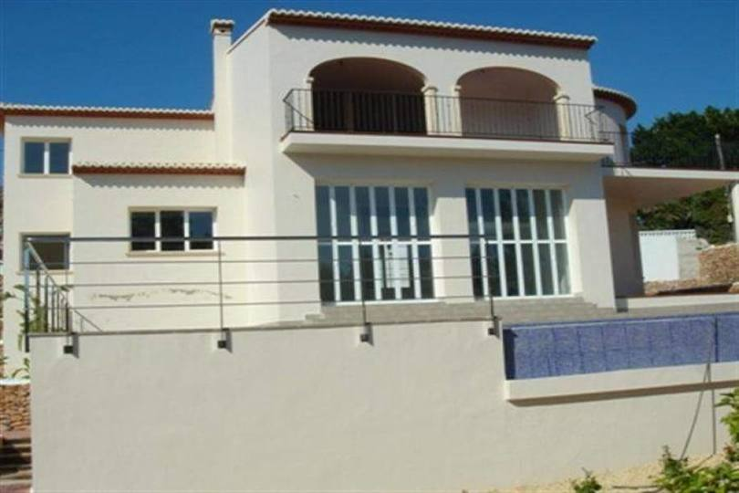 Javea-Xabia,Alicante,España,4 Bedrooms Bedrooms,4 BathroomsBathrooms,Chalets,17503