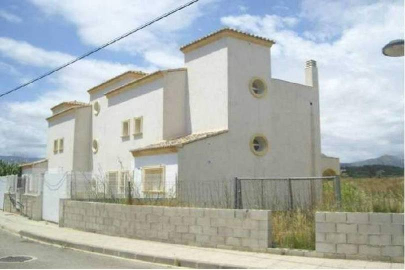 Beniarbeig,Alicante,España,3 Bedrooms Bedrooms,2 BathroomsBathrooms,Chalets,17504