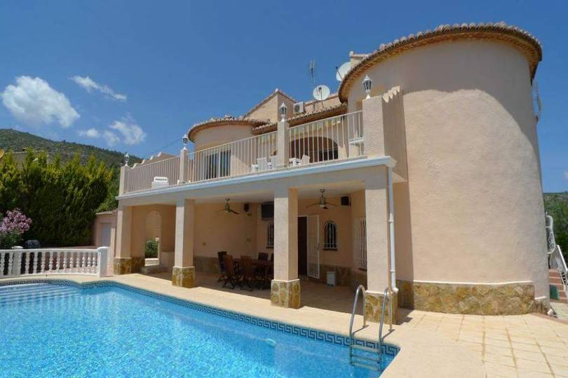 Alcalalí,Alicante,España,4 Bedrooms Bedrooms,4 BathroomsBathrooms,Chalets,17506