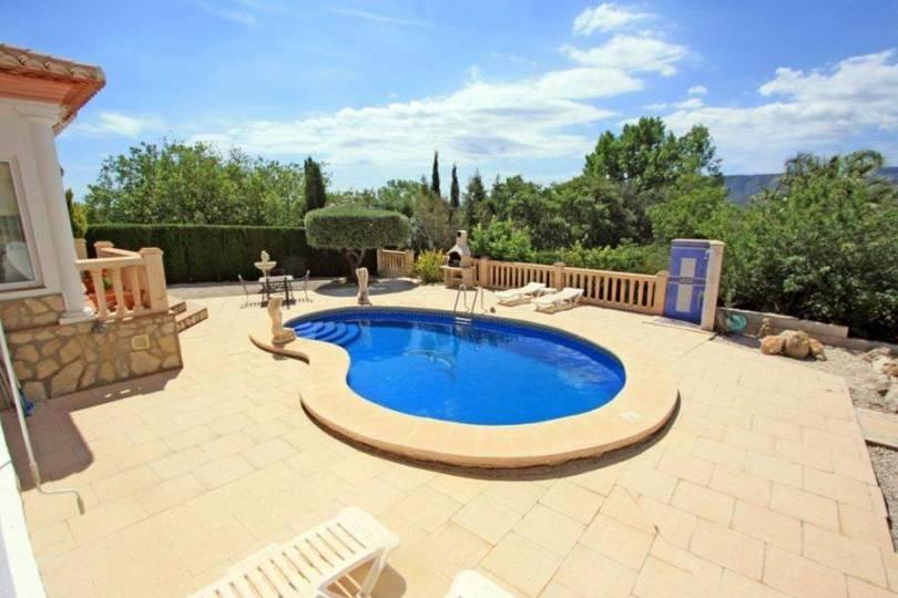 Beniarbeig,Alicante,España,3 Bedrooms Bedrooms,2 BathroomsBathrooms,Chalets,17511