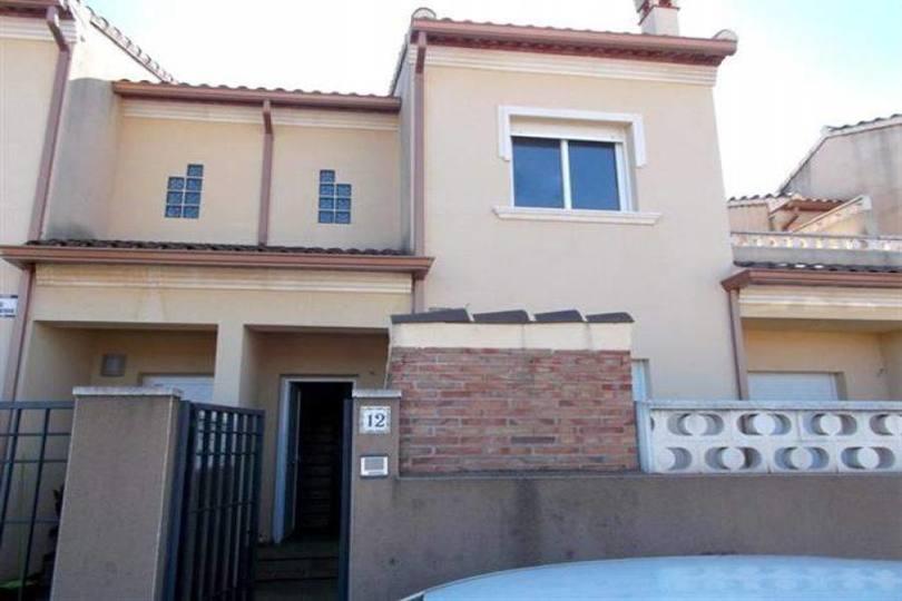 Benidoleig,Alicante,España,3 Bedrooms Bedrooms,2 BathroomsBathrooms,Chalets,17514