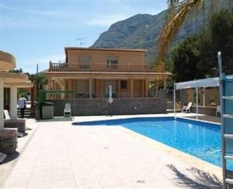 Dénia,Alicante,España,11 Bedrooms Bedrooms,7 BathroomsBathrooms,Chalets,17525