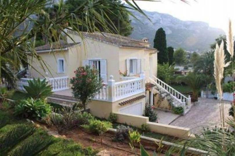 Dénia,Alicante,España,5 Bedrooms Bedrooms,4 BathroomsBathrooms,Chalets,17533
