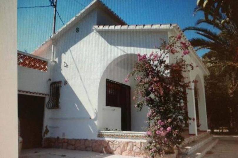 Dénia,Alicante,España,3 Bedrooms Bedrooms,1 BañoBathrooms,Chalets,17534
