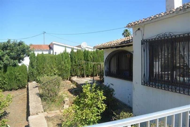 Dénia,Alicante,España,3 Bedrooms Bedrooms,2 BathroomsBathrooms,Chalets,17536