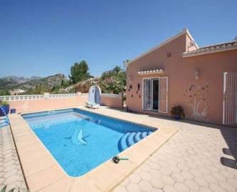 Orba,Alicante,España,3 Bedrooms Bedrooms,2 BathroomsBathrooms,Chalets,17538