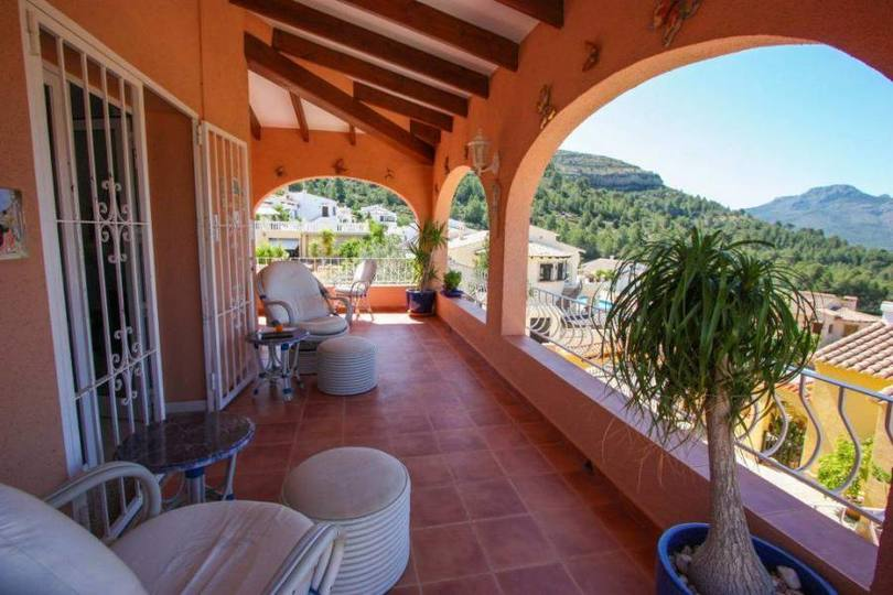 Orba,Alicante,España,3 Bedrooms Bedrooms,2 BathroomsBathrooms,Chalets,17538