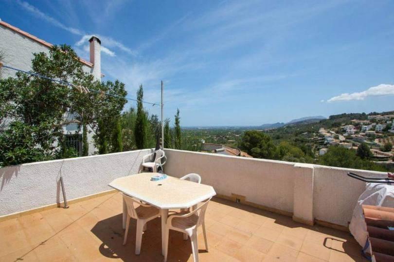 Orba,Alicante,España,3 Bedrooms Bedrooms,2 BathroomsBathrooms,Chalets,17539
