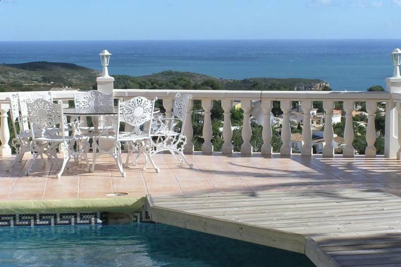 Benitachell,Alicante,España,6 Bedrooms Bedrooms,4 BathroomsBathrooms,Chalets,17556
