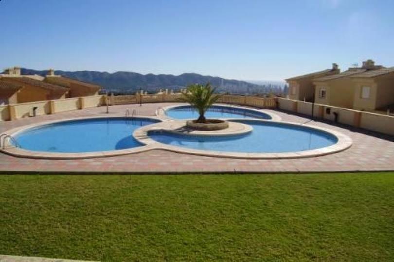 La Nucia,Alicante,España,3 Bedrooms Bedrooms,2 BathroomsBathrooms,Chalets,17565