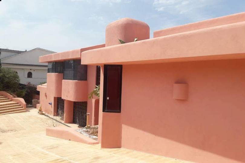 Benidorm,Alicante,España,5 Bedrooms Bedrooms,4 BathroomsBathrooms,Chalets,17569