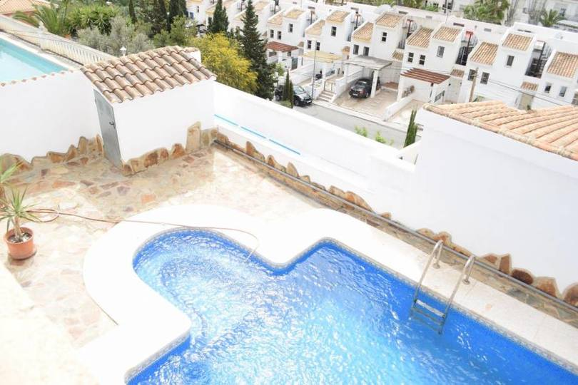 La Nucia,Alicante,España,3 Bedrooms Bedrooms,2 BathroomsBathrooms,Chalets,17570