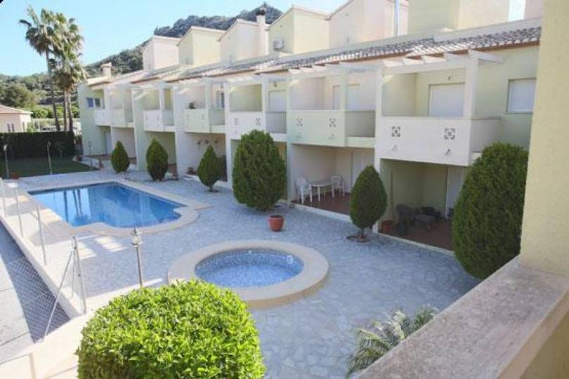 El Rafol d'Almunia,Alicante,España,3 Bedrooms Bedrooms,3 BathroomsBathrooms,Chalets,17571