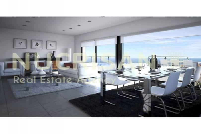 Benitachell,Alicante,España,3 Bedrooms Bedrooms,2 BathroomsBathrooms,Chalets,17581