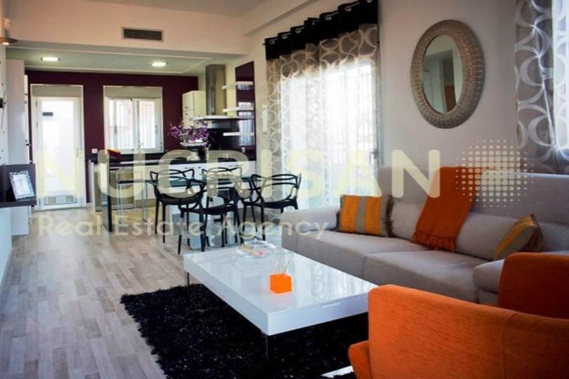 Orihuela,Alicante,España,2 Bedrooms Bedrooms,2 BathroomsBathrooms,Chalets,17583