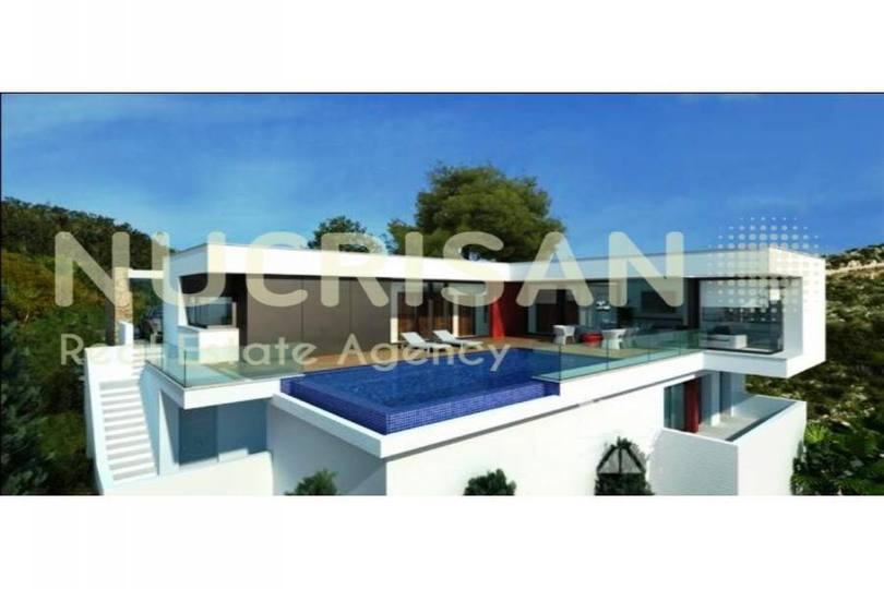 Benitachell,Alicante,España,3 Bedrooms Bedrooms,3 BathroomsBathrooms,Chalets,17584
