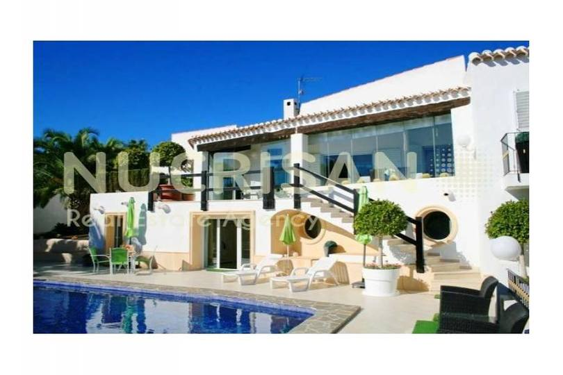 Teulada,Alicante,España,4 Bedrooms Bedrooms,4 BathroomsBathrooms,Chalets,17592