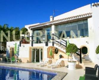Teulada,Alicante,España,4 Bedrooms Bedrooms,4 BathroomsBathrooms,Chalets,17602
