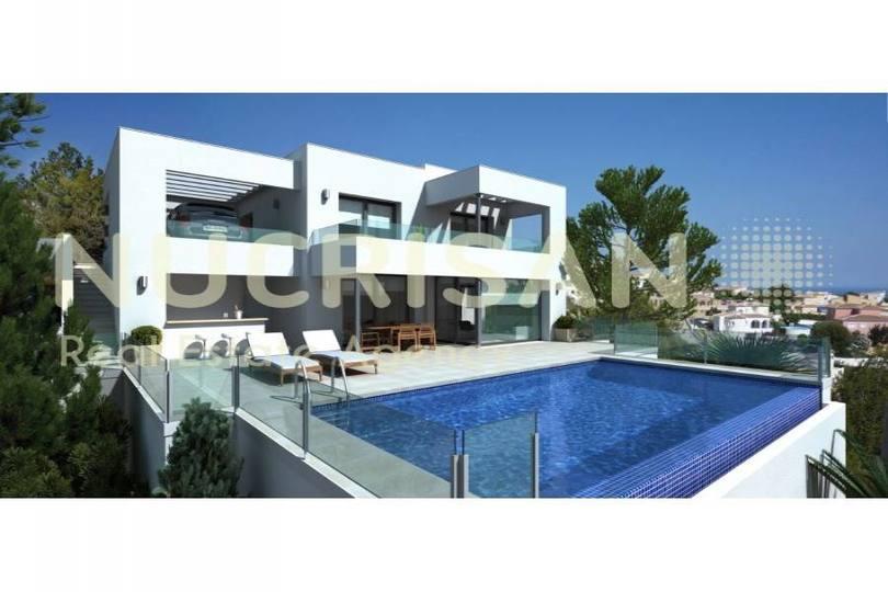 Benitachell,Alicante,España,3 Bedrooms Bedrooms,3 BathroomsBathrooms,Chalets,17603