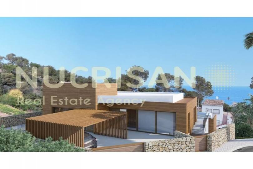 Dénia,Alicante,España,4 Bedrooms Bedrooms,5 BathroomsBathrooms,Chalets,17613