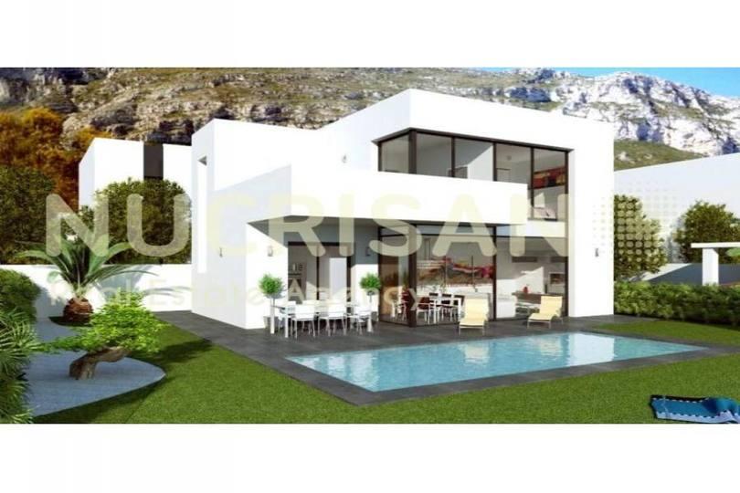 Dénia,Alicante,España,3 Bedrooms Bedrooms,2 BathroomsBathrooms,Chalets,17616