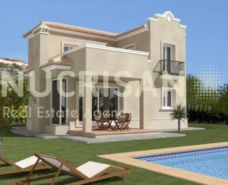 Dénia,Alicante,España,3 Bedrooms Bedrooms,2 BathroomsBathrooms,Chalets,17618