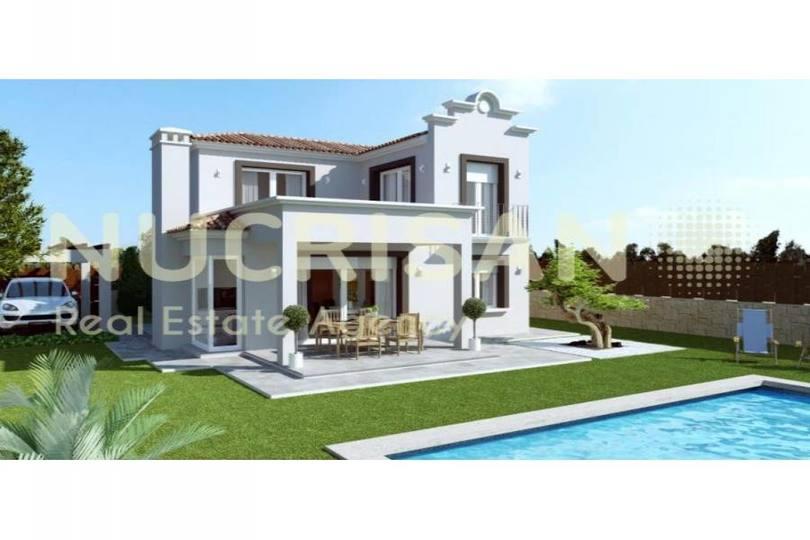 Dénia,Alicante,España,3 Bedrooms Bedrooms,2 BathroomsBathrooms,Chalets,17618