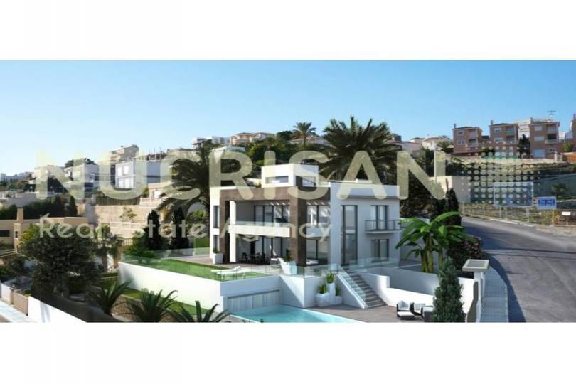 Villajoyosa,Alicante,España,3 Bedrooms Bedrooms,4 BathroomsBathrooms,Chalets,17622